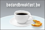 Bed and breakfast in Belgie